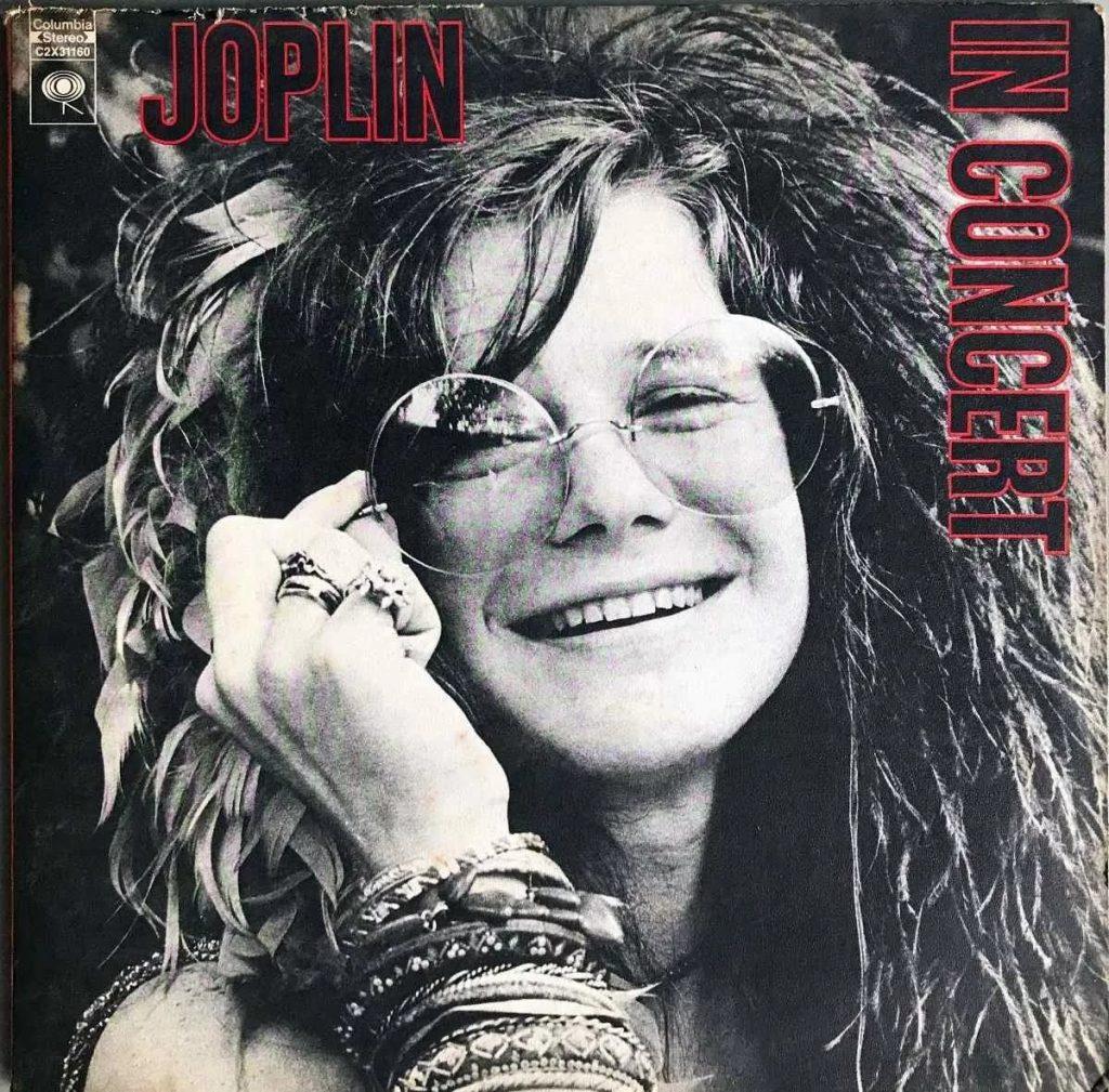 "Pearl Album Poster 24/""x 24/"" Janis Joplin 1971 Album Covers"